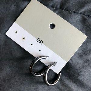 BP Nordstrom Hoop Earrings